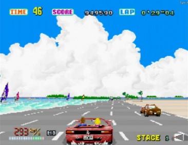 OutRun (Sega Sturn)
