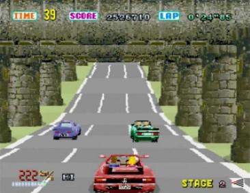 OutRun (Sega Saturn)