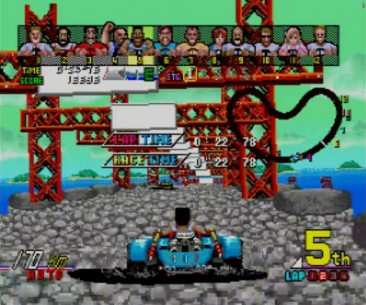 Power Drift (Saturn)