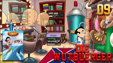 Die Wutbuerger: Leisure Suit Larry 7: Yacht nach Liebe #09 – Jamie Lee Coitus