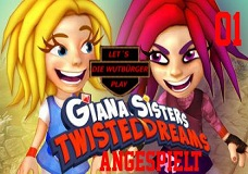 Let´s Play Giana Sisters Twisted Dreams