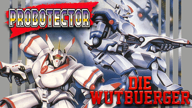 Probotector (NES) – Die Wutbuerger