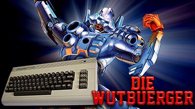 Die Wutbuerger: Turrican (C64)