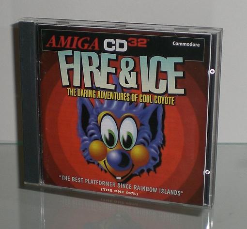 AmigaCD32Fire&Ice