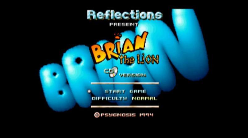 BrianTheLion_Title