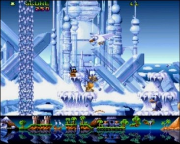 Fire & Ice CD32