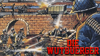 DieWutbuerger: Let´s Play Commando (C64)