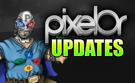 Seiten News: Pixelor braucht Eure Passwörter!