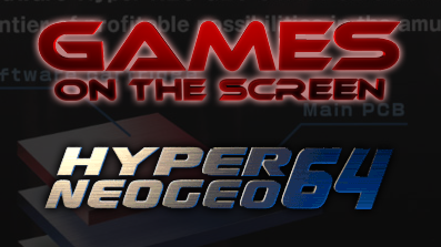 Games on the Screen #03 – Das Hyper NEO GEO 64