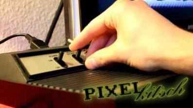 PIXELKITSCH #104: Atari 2600 Klon Konsole