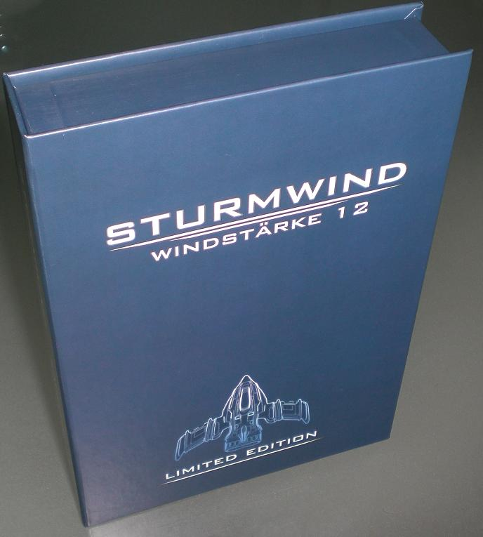 Sturmwind Dreamcast Box