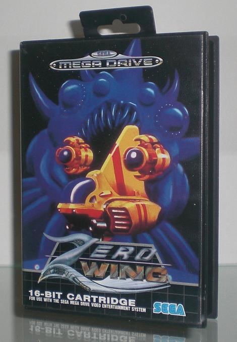 Zero Wing_Toaplan