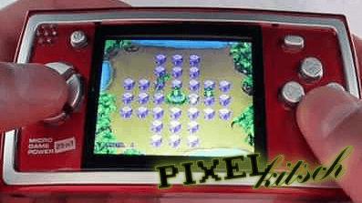 PIXELKITSCH # 08: MICRO GAME POWER 25 in 1
