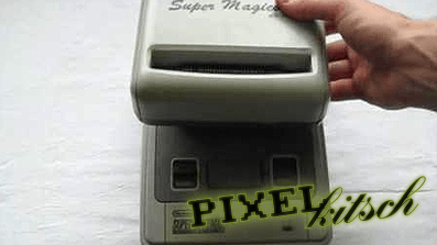 PIXELKITSCH # 09: SUPER MAGICOM für das SNES