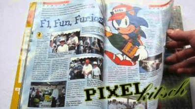PIXELITSCH#26: SEGA MAGAZIN – die erste Ausgabe