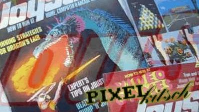 PIXELKITSCH # 33: JOYSTIK – das Magazin