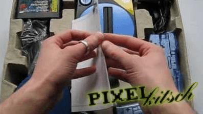 PIXELKITSCH # 36: MEBE TECK Famiclone