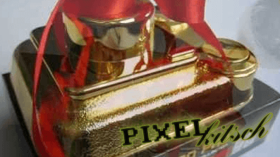 PIXELKITSCH # 38: COMPETITION PRO Gold-Edition