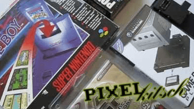 PIXELKITSCH #42: GAMEBOY ADAPTER