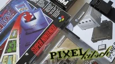 PIXELKITSCH #42: GAMEBOY ADAPTER