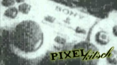PIXELKITSCH #54: GAMEBOY Kamera Streetart