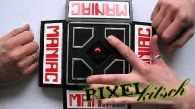 PIXELKITSCH #66 : MANIAC das elektronische Brettspiel