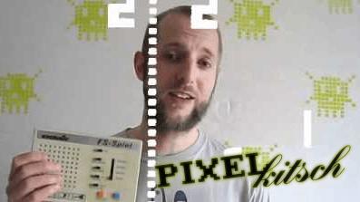 PIXELKITSCH # 75: PONG
