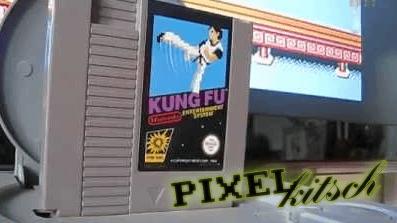 PIXELKITSCH #80: Master Games Famiclone/Nes-klon