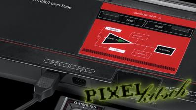 PIXELKITSCH #81: Liebeserklärung an das Master System