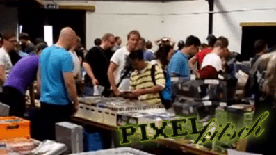 PIXELKITSCH #84: Die zweite Retrobörse in Deurne