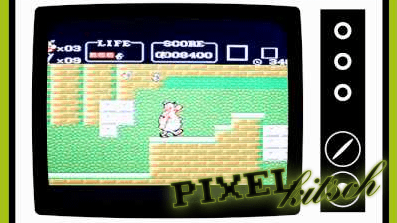 PIXELKITSCH #92: Asterix Quickie