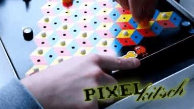 PIXELKITSCH #93: Q*Bert – das Brettspiel