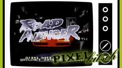 PIXELKITSCH #95: Ro Ro Road Avenger