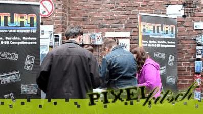 PIXELKITSCH#98: Die elfte Retrobörse Oberhausen