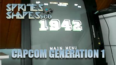 Sprites, Shapes & Co #01 – Capcom Generation 1