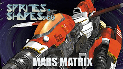 Sprites, Shapes &Co #06: Giga Wing und Mars Matrix