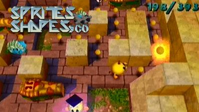 Sprites, Shapes & Co #13: Retroklassiker neu aufgelegt für Dreamcast