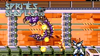 "Sprites, Shapes & Co #24: Sega Ages 2500 Series Vol. 25 ""Gunstar Heroes Treasure Box"""