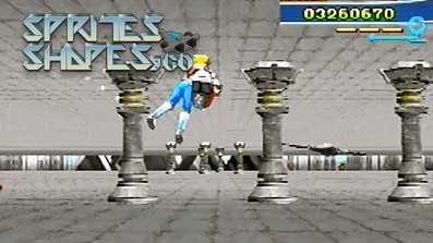 """Sprites, Shapes & Co #25: Sega Ages 2500 Series Vol. 20 """"Space Harrier Complete Collection"""""""