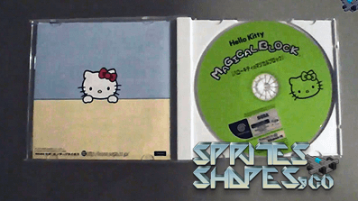 Sprites, Shapes & Co #35: Dreamcast und Hello Kitty