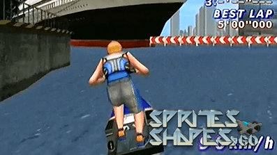 Sprites, Shapes & Co #46: Dreamcast Racing Games – Auf dem Wasser