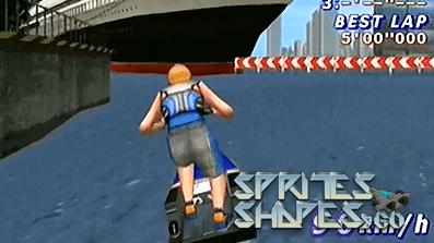 Sprites, Shapes & Co #46: Dreamcast Racing Games – Auf dem Wasser