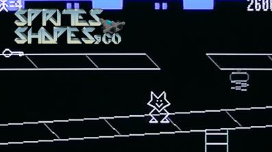Sprites, Shapes & Co #48: Neue Cartridges für C64 (Assembloids, Spike/Minestorm) und Happy Blocks