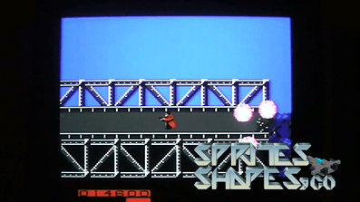Sprites, Shapes & Co #55 – C64 – Flubble & Squij and Ultimate Cops from Psytronik