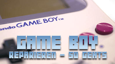 Game Boy reparieren – so geht's!