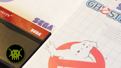 PIXELKITSCH #109: Ghostbusters Master System