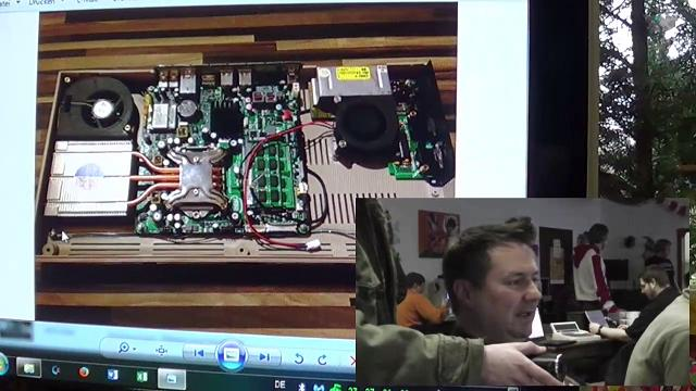 PC im C64-Gehäuse