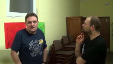Holger (Organisator) und Monty