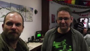 Monty und Tom Phobos