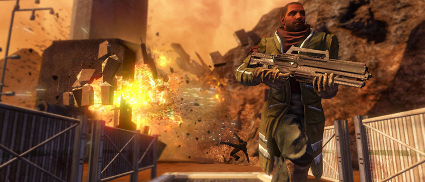earth defense force red faction